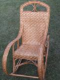 Fotel bujany dla osoby doros�ej  - Kolorowy. 116X59x52/70/104, siedzisko: szer. prz�d 45, ty� 40, g��b.40