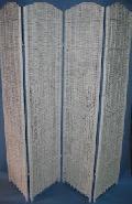 Parawan wiklinowy. 4 skrzyd³a x 43 cm, wys 175